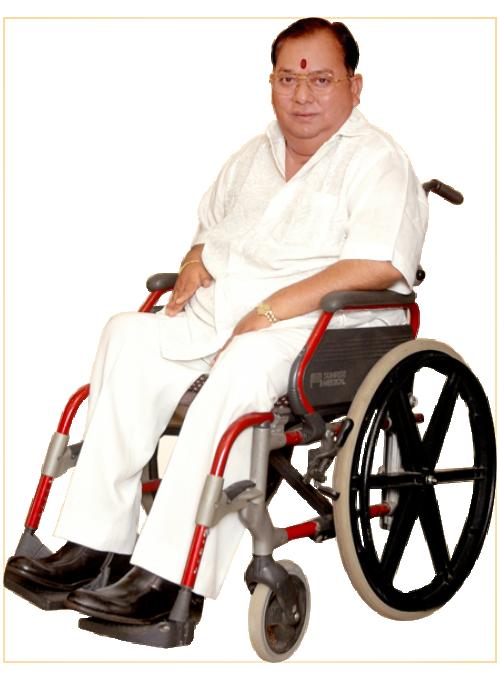 Founder - Shri Sharshad P. Doshi