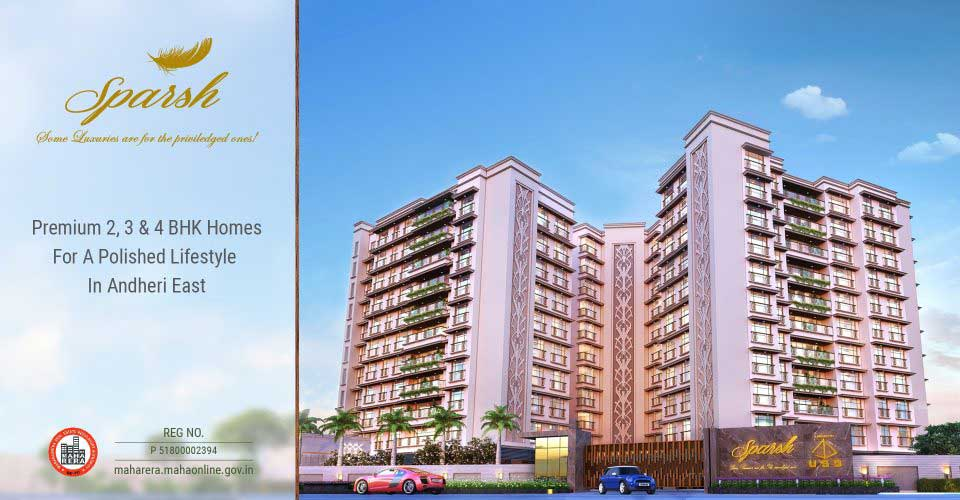 new projects in andheri